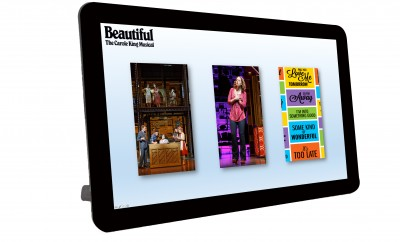 StageLight Tablet