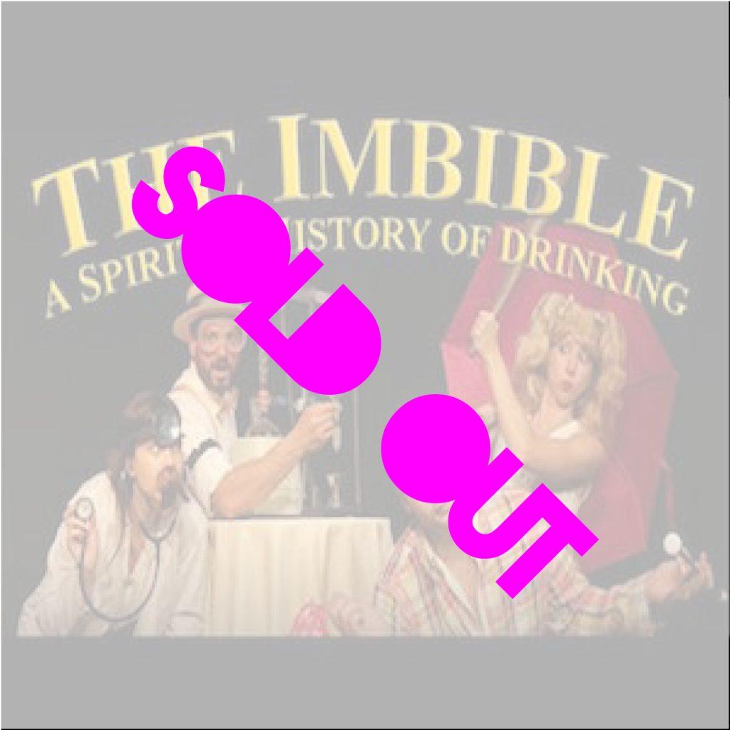 ImbibleSoldOut