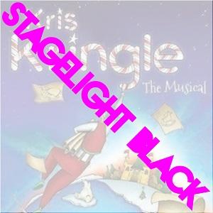 Kris Kringle StageLight Black
