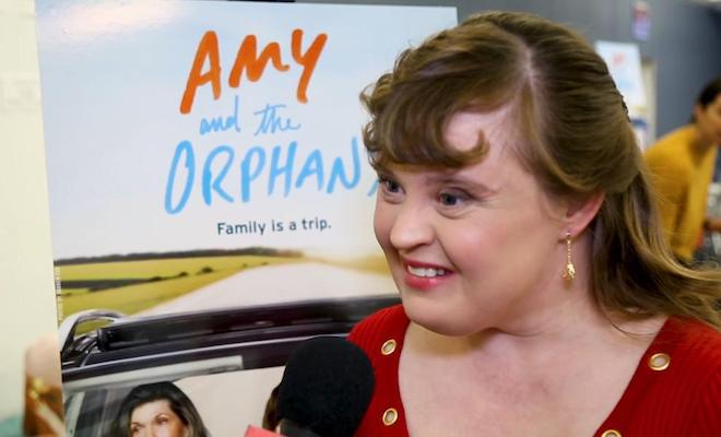 aa6d1530fa6 Roundabout s  AMY AND THE ORPHANS  opens March 1st – StageLight Magazine